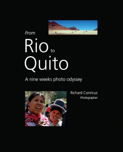 From Rio To Quito - cover