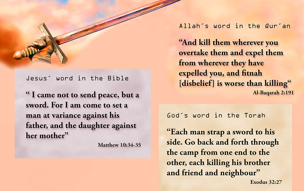 Quotes from Bible and Quran