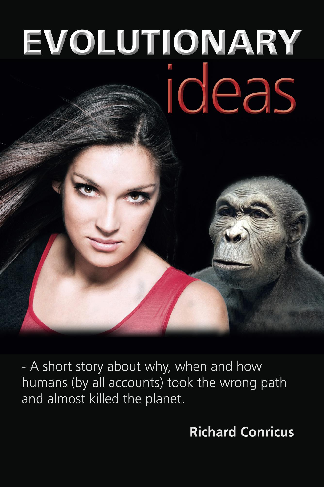 EVOLUTIONARY ideas front