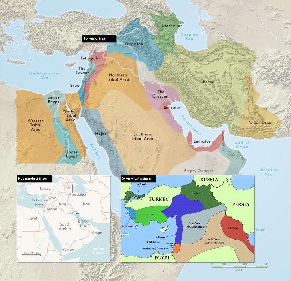 Sykes-Picot karta