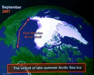 arctic september 2007